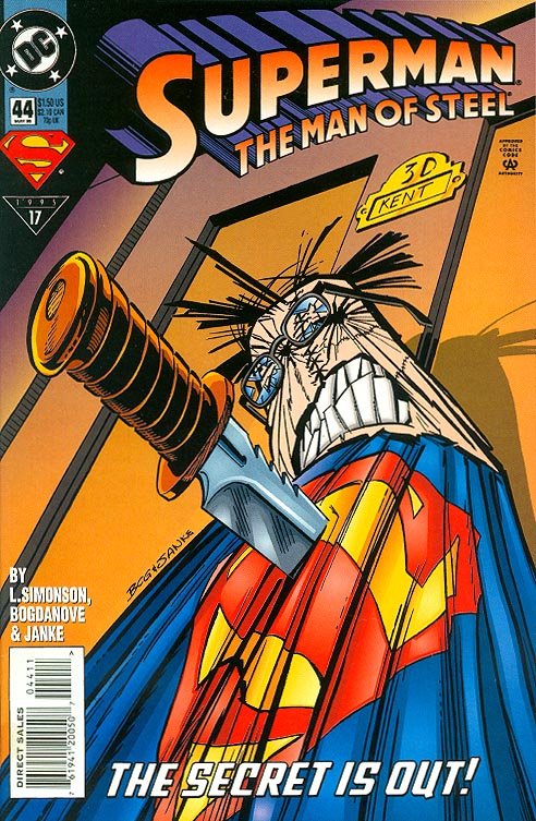 Superman The Man Of Steel 44