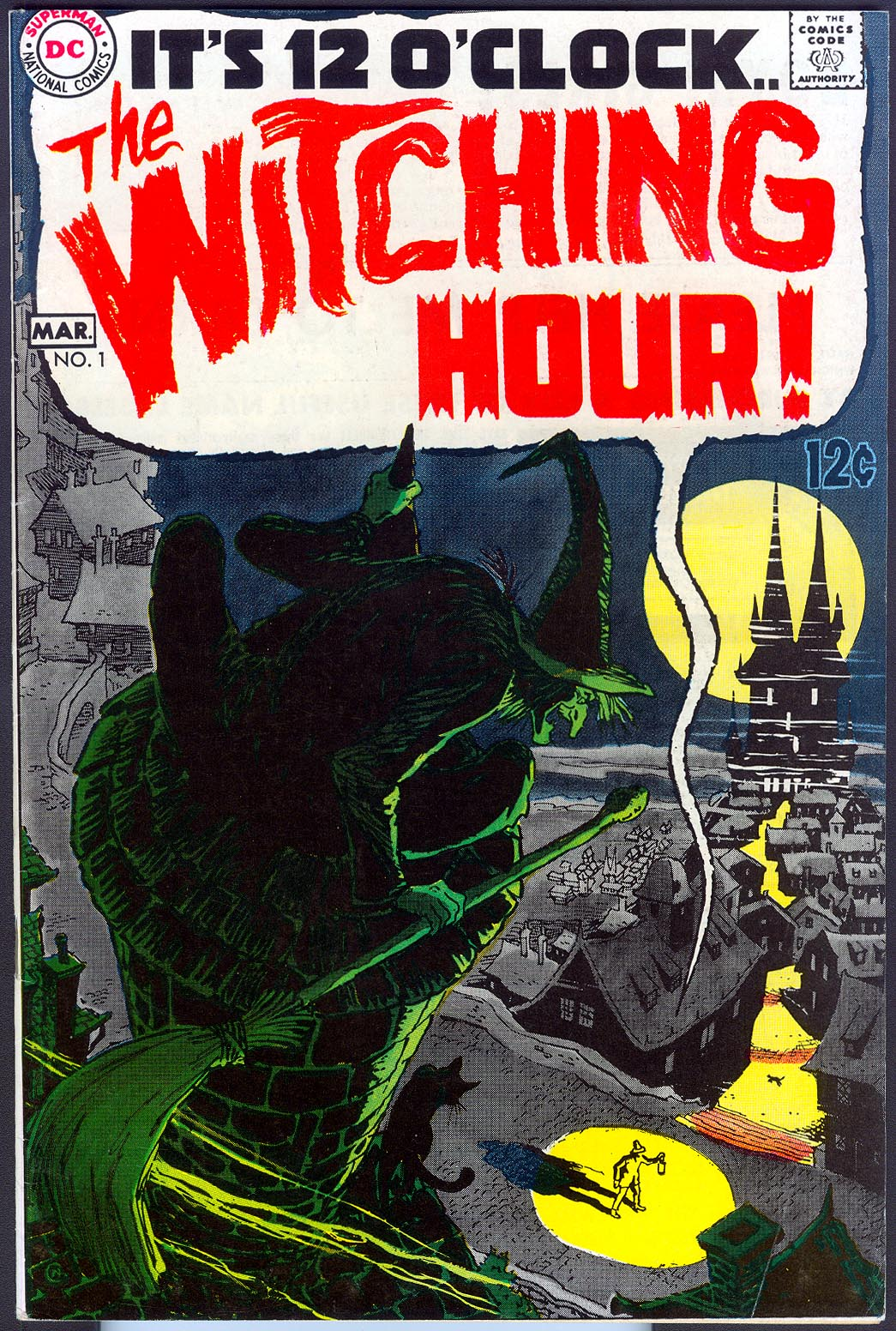 Witching Hour 1 -VF