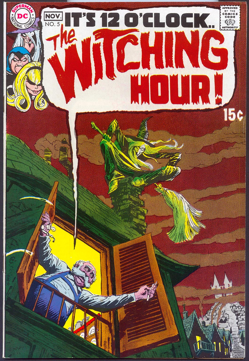 Witching Hour 5 -VFNM