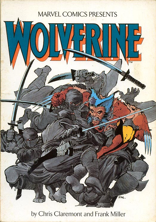 Wolverine TP 1 ( 1987 Second Print) -VF