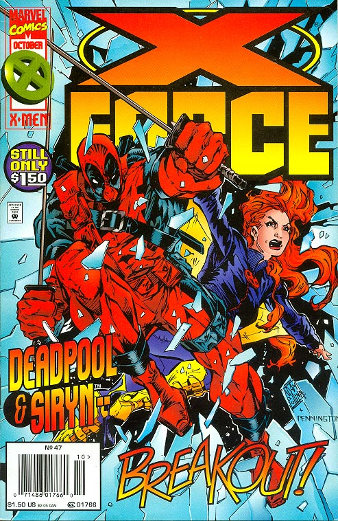 X-Force 47 -VF