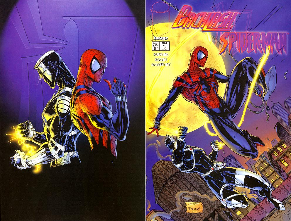 Backlash Spider-Man 2 (of 2 )