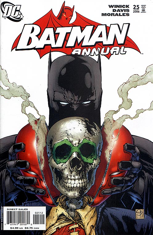 Batman Annual 25 (Second Printing)