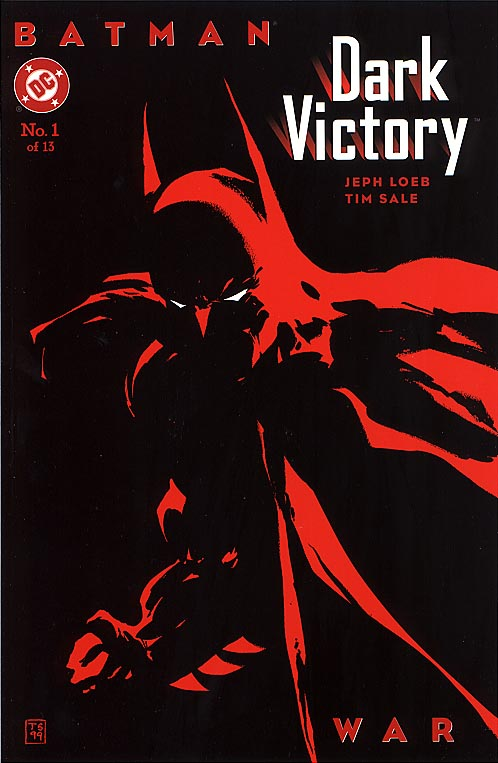 Batman Dark Victory 1 (of 13 )