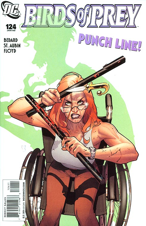 Birds of Prey 124