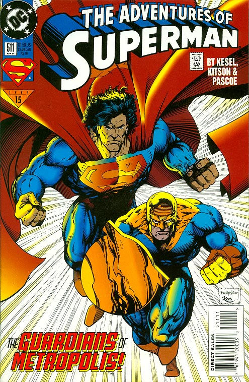 Adventures Of Superman 511 -VF
