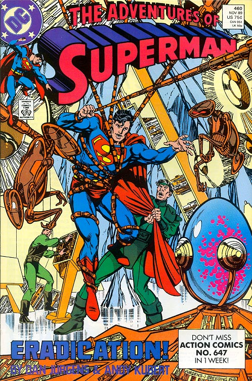 Adventures of Superman 460