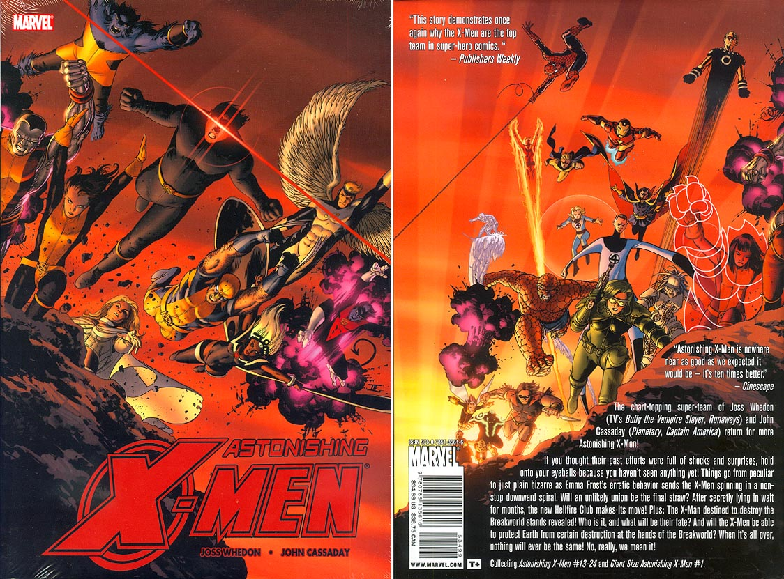Astonishing X-Men HC 2