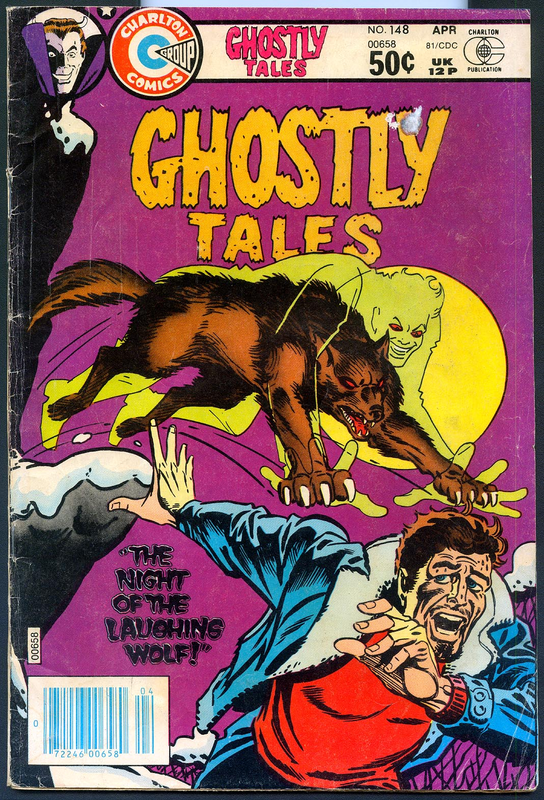 Ghostly Tales (Charlton) 148 -G