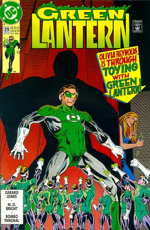 Green Lantern vol 3 - 29 -VF