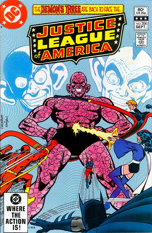 Justice League Of America 206 -VF