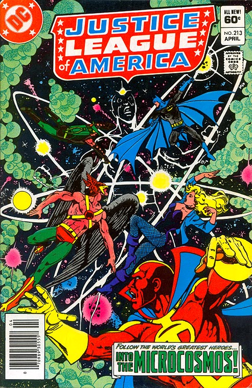 Justice League Of America 213 -VFNM