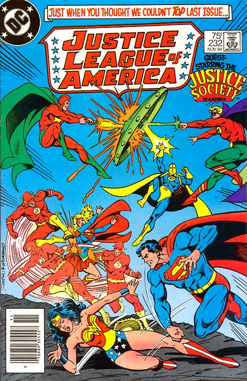 Justice League Of America 232 -VF