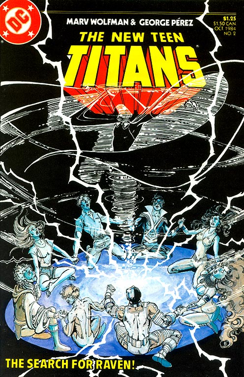 New Teen Titans vol 2 - 2