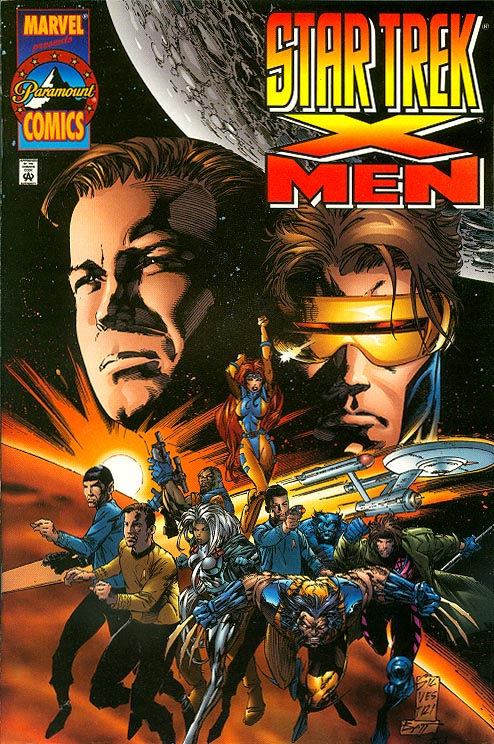 Star Trek X-Men 1