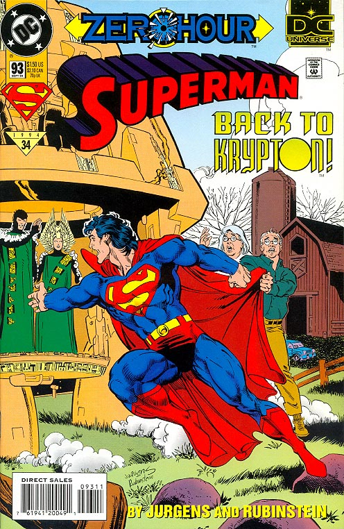 Superman vol 2 - 93