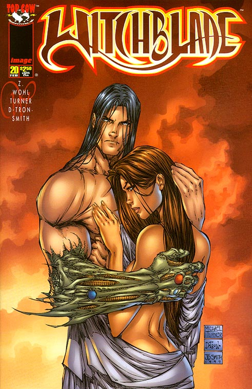Witchblade 20