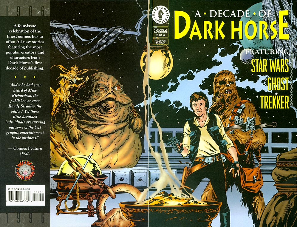 A Decade Of Dark Horse 2 (of 4 ) (Wrap Cvr)