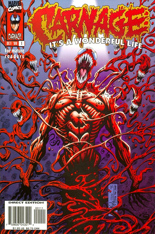 Carnage Its A Wonderful Life 1