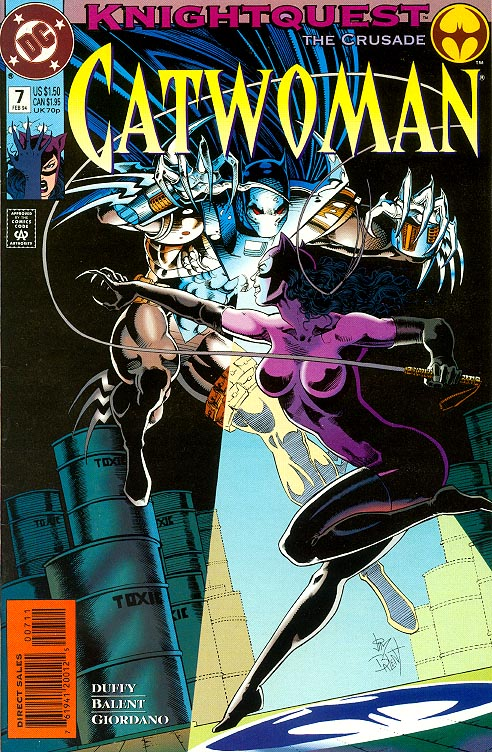 Catwoman vol 2 - 7 -VF