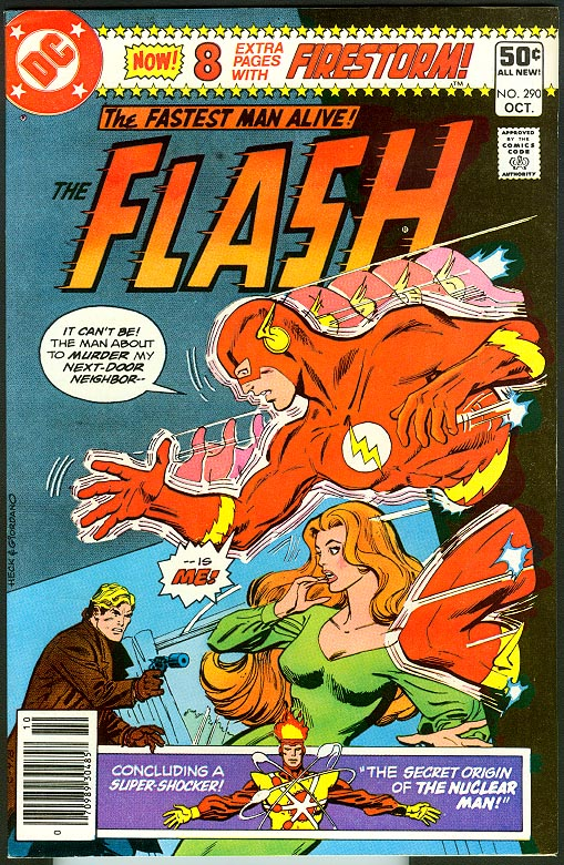 Flash vol 1 - 290 -VF