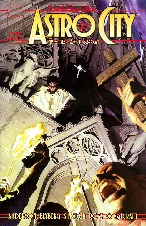 Kurt Busieks Astro City vol 2 - 6
