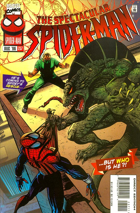 Spectacular Spider-Man 237