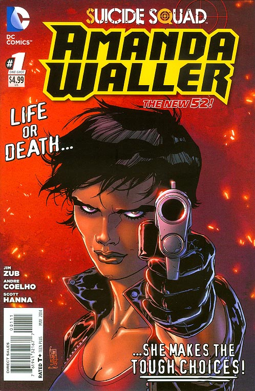 Suicide Squad Amanda Waller 1 (of 1 )