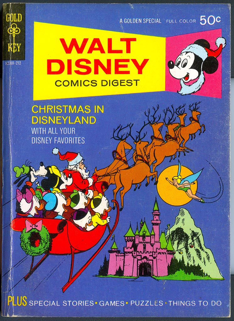 Walt Disney Comics Digest 38 -F