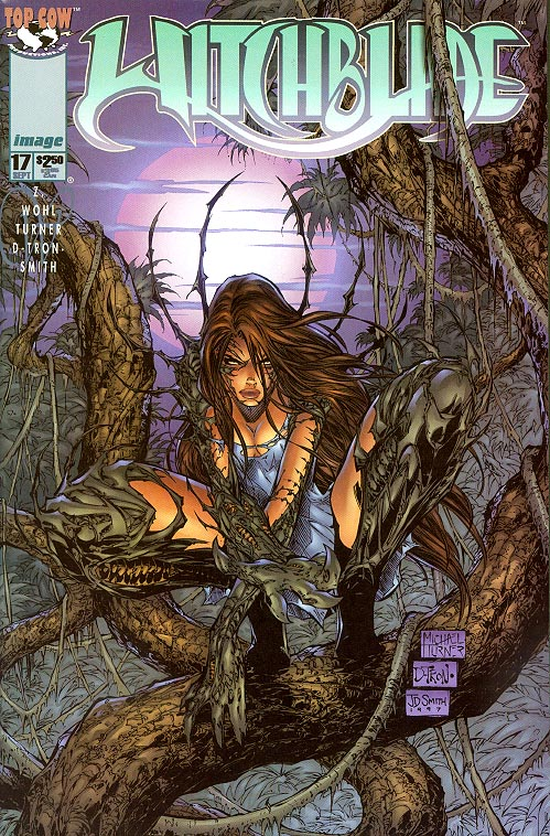Witchblade 17 -VFNM