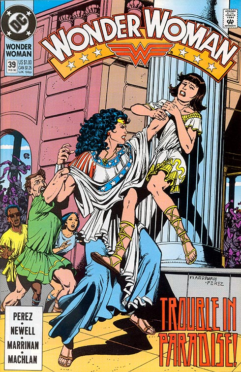 Wonder Woman (vol 2 ) 39