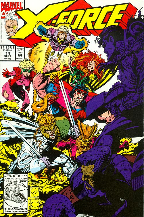 X-Force 14 -VF