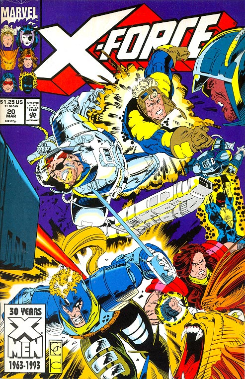 X-Force 20 -VF
