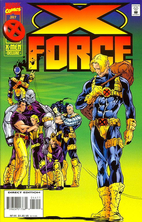 X-Force 44 (Deluxe) -VF