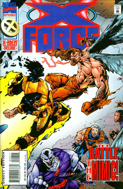 X-Force 46 (Deluxe)