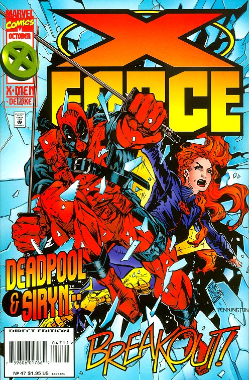 X-Force 47 (Deluxe) -VFNM