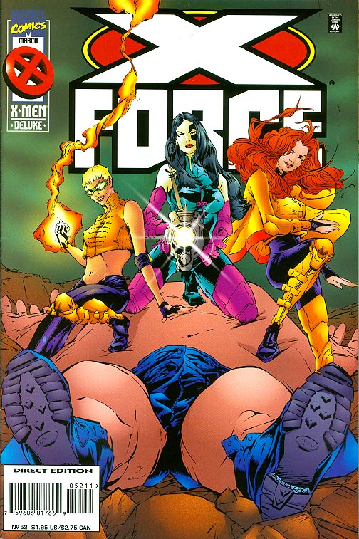 X-Force 52 (Deluxe) -VFNM