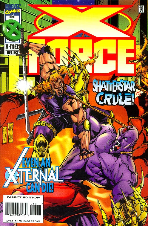 X-Force 53 (Deluxe)