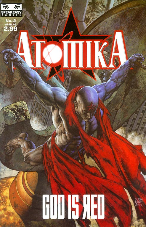 Atomika (Speakeasy Comics) 2