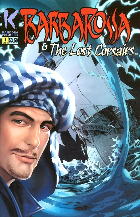 Barbarossa & The Lost Corsairs 1