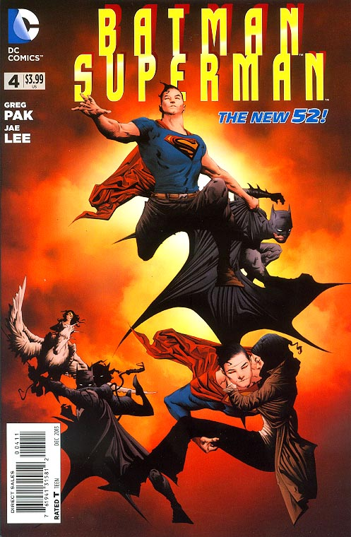 Batman Superman (New 52 ) 4