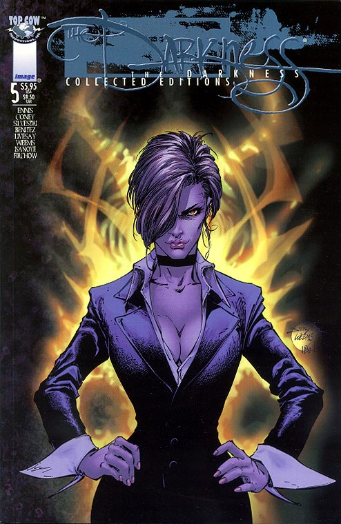 Darkness Collected Editions TP 5