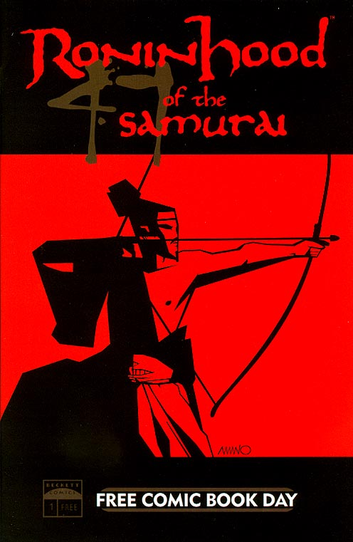 FCBD 2005 Ronin Hood Of The 47 Samurai