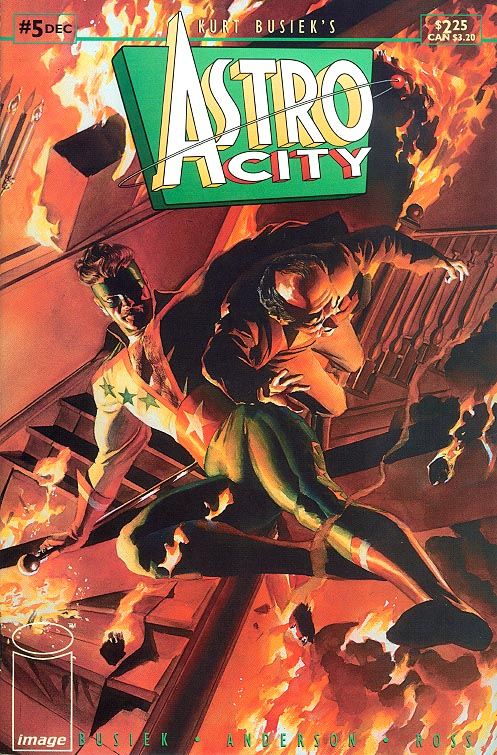 Kurt Busieks Astro City vol 1 - 5