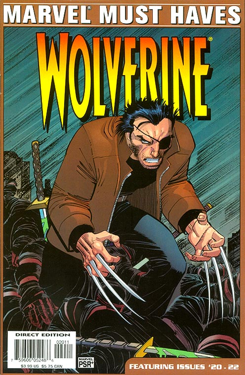 Marvel Must Haves Wolverine 20 - 22