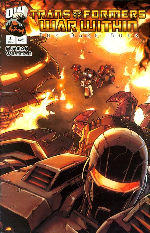 Transformers The War Within The Dark Ages (Dreamwave) 3 -VF