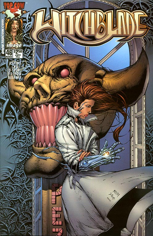 Witchblade 46