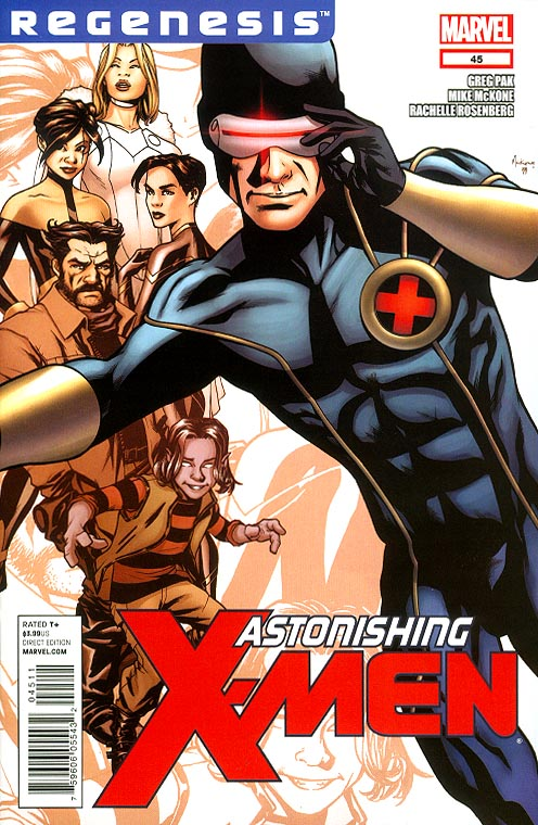 Astonishing X-Men 45