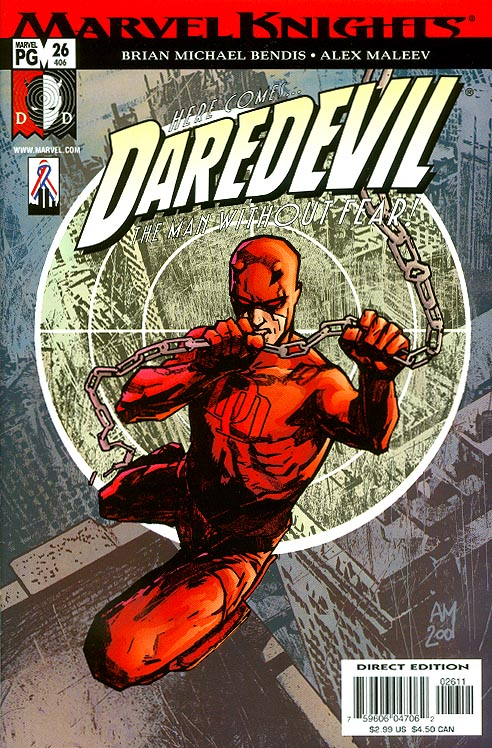 Daredevil vol 2 - 26