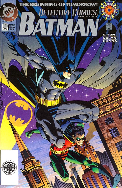 Detective COmics 0 (Direct Ed)